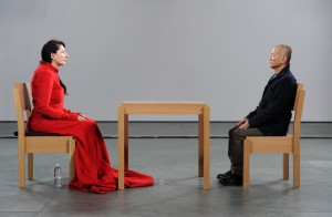 The Artist is Present, MOMA, 2010