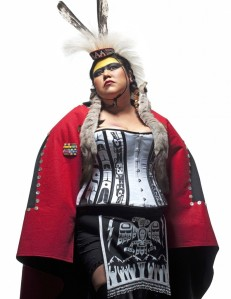 Skeena Reece, Raven: On the Colonial Fleet, 2010 (photo: Sebastien Kriete)